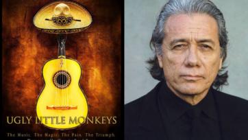 """Ugly Little Monkeys"" contará con la participación de Edward James Olmos como productor ejecutivo. (LatinHeat Entertainment)"