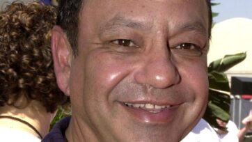 Cheech Marin is a comedian and a Chicano art collector. (Newsmakers/Getty Images)