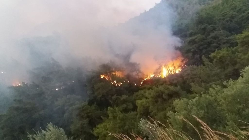 VIDEO: Kurdish Group Reportedly Claims Responsibility For Wildfires In Turkey