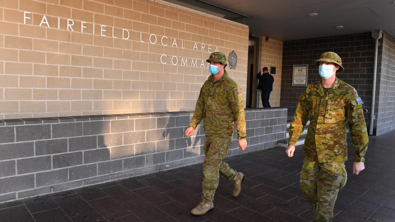 """Lockdowns """"Only Option"""" For Virulent Delta Outbreak In Australia"""