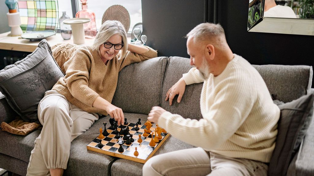 Older Adults Are Happier When Space Matches Personality
