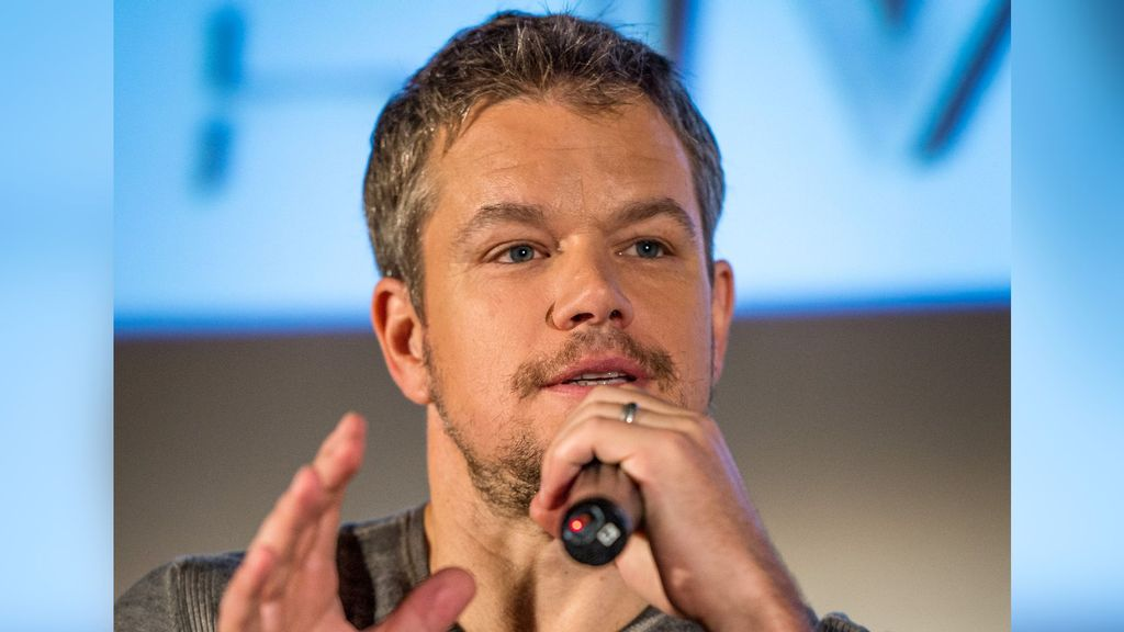 """Matt Damon Clarifies He Never Used """"F-slur"""" Following Controversial Comments"""