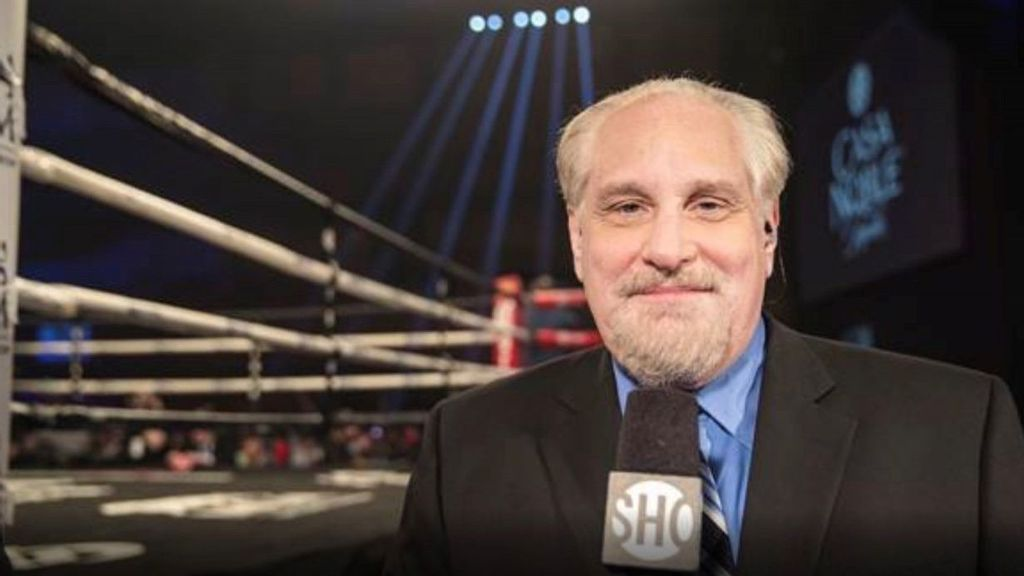 Boxing Announcer Al Bernstein Expands Into Podcasting