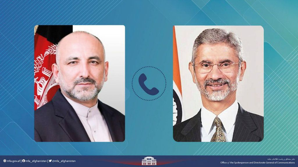 Afghan Foreign Minister Speaks To Indian Counterpart, Calls For UN Security Council Session