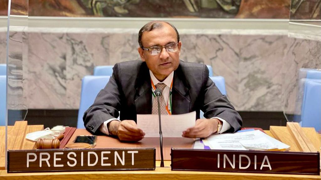 India Cautions Against Possibility Of Terrorist Entities, Individuals Gaining Access To Weapons