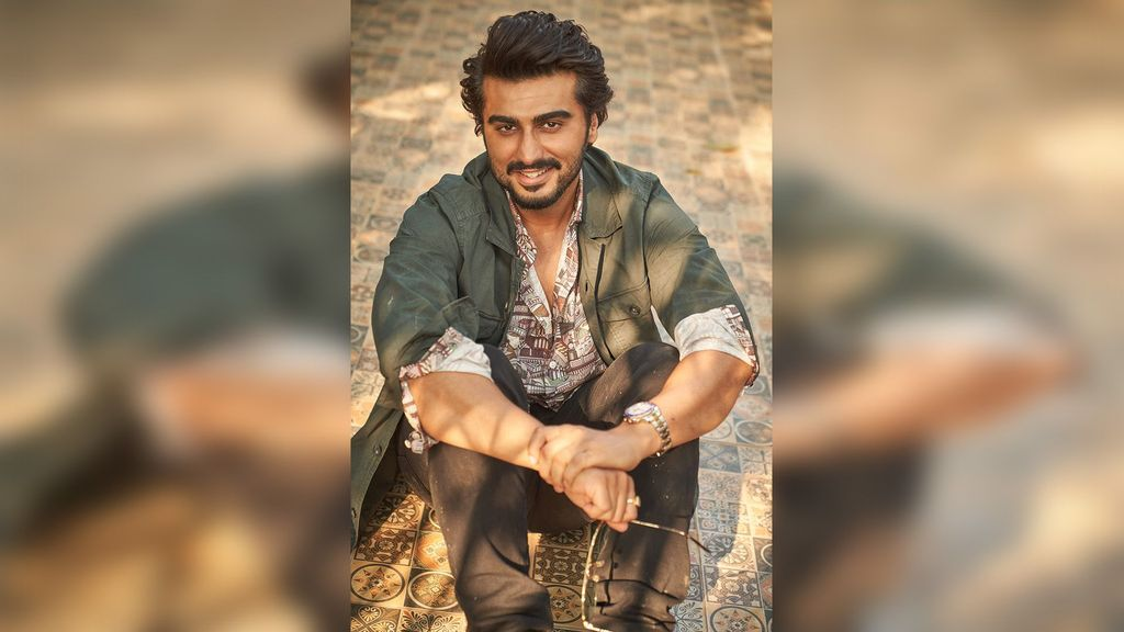 """Arjun Kapoor Comes Up With New Show """"Bak Bak With Baba"""""""