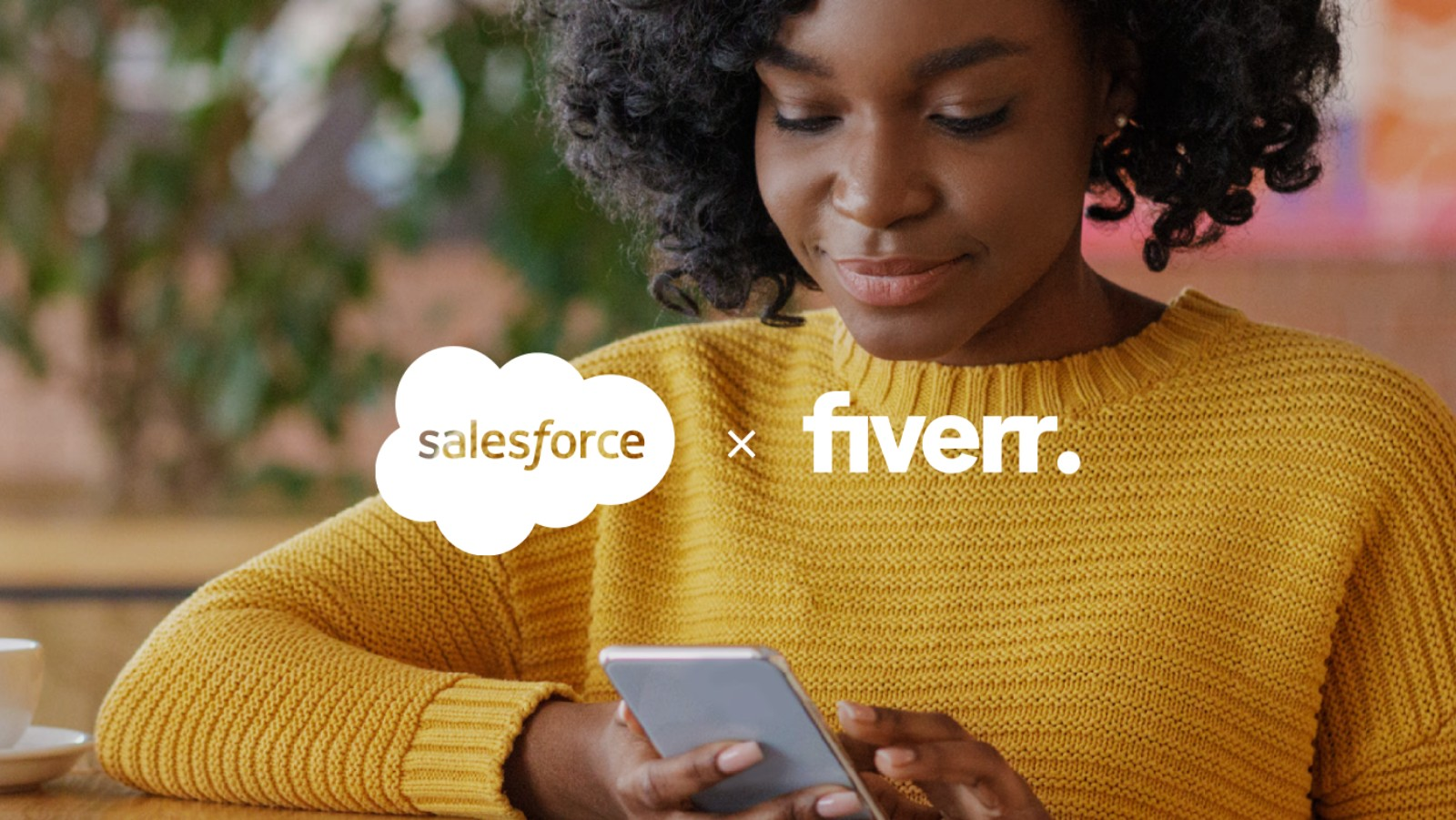 Fiverr And Salesforce To Empower People With Disabilities