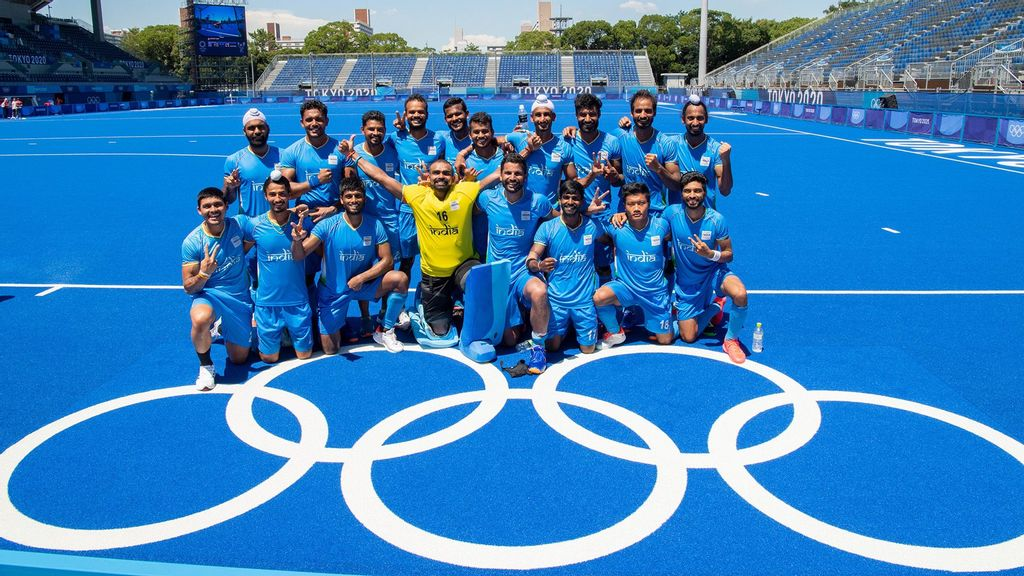 Bollywood Lauds Men's Hockey Team For Olympic Bronze