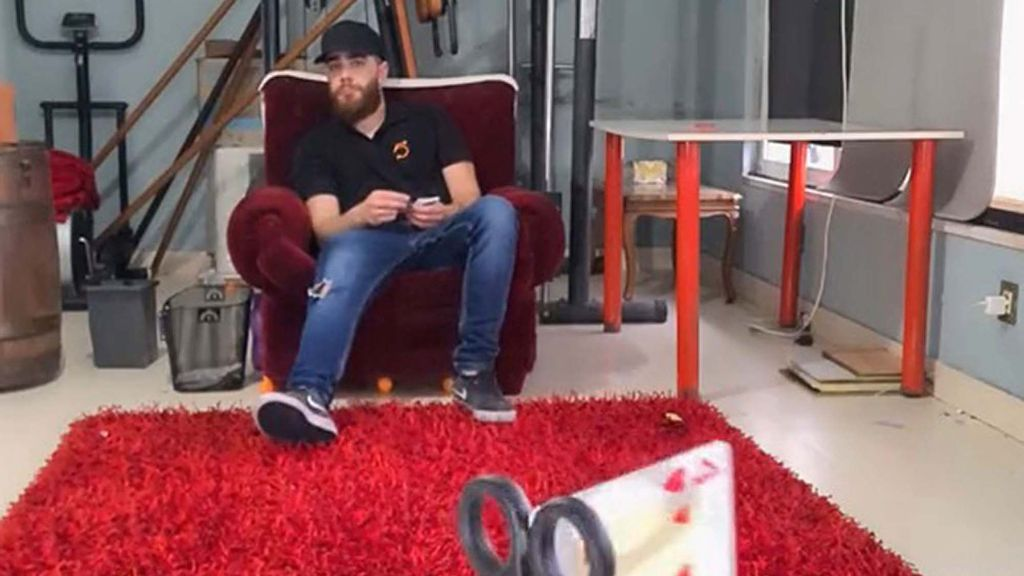 VIDEO: What The Flick? Social Media King Of Card Tricks Shows Off Trick Shots On Social Media