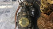 All Steamed Up: Airport Furious After Scrambling Bomb Squad Over A Passenger's Steampunk Sculpture