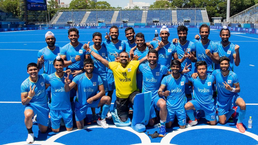 Tokyo Olympics: Indian Sports Fraternity Elated As Indian Men's Hockey Team Win Medal