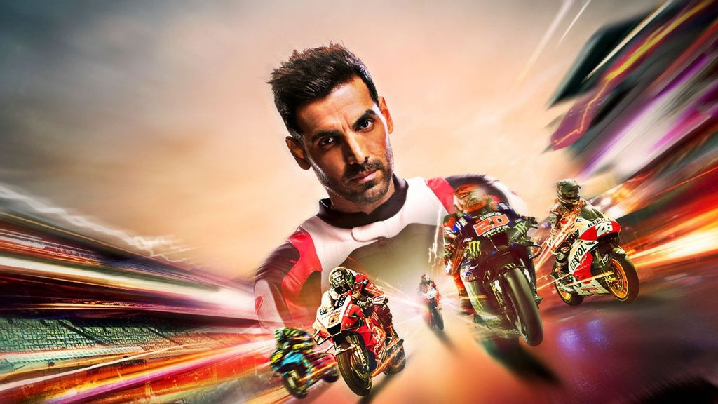 John Abraham Is The New MotoGP Brand Ambassador For Eurosport India