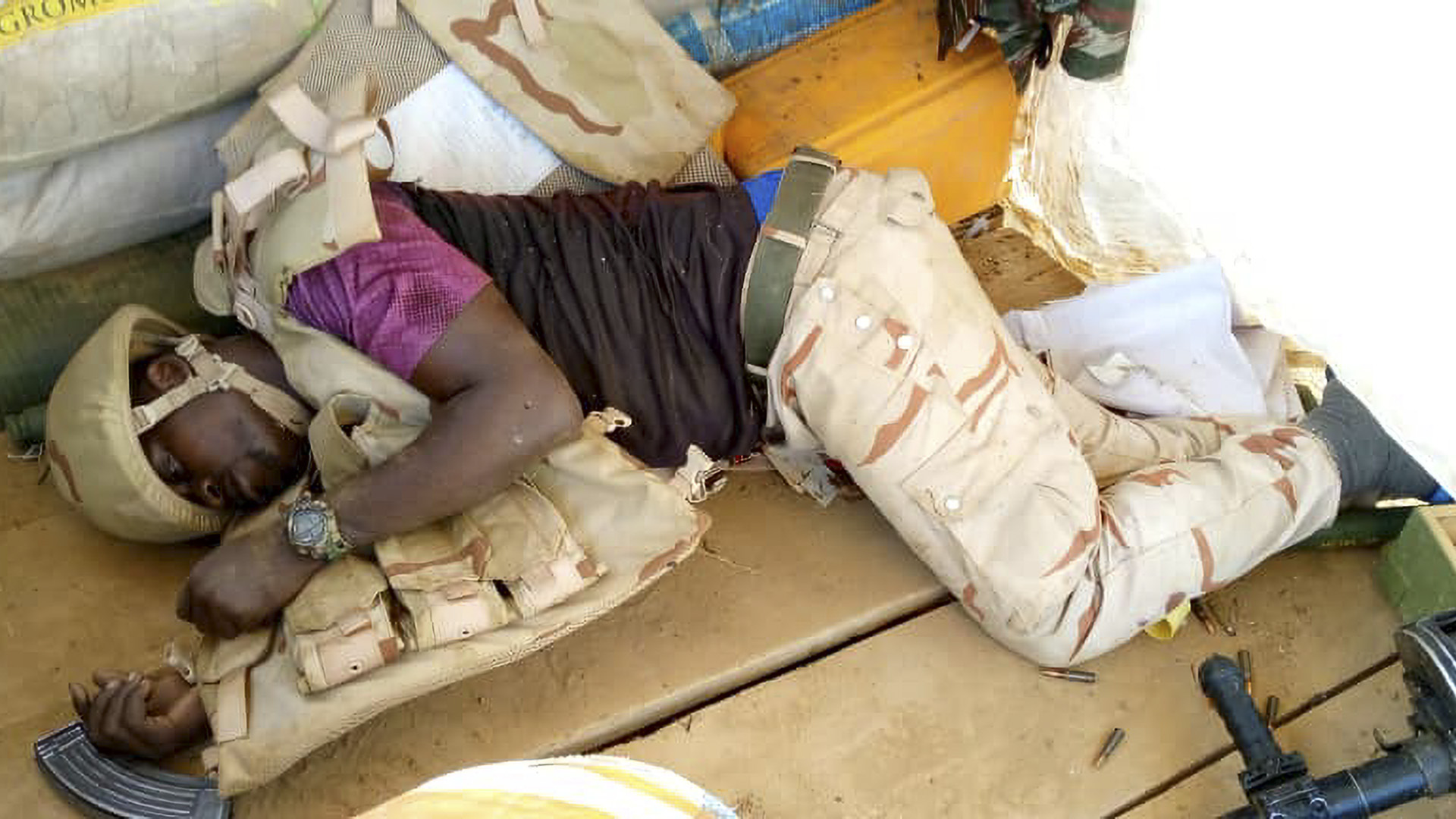 Cameroon Swears Revenge On Boko Haram For Killing 13 Soldiers