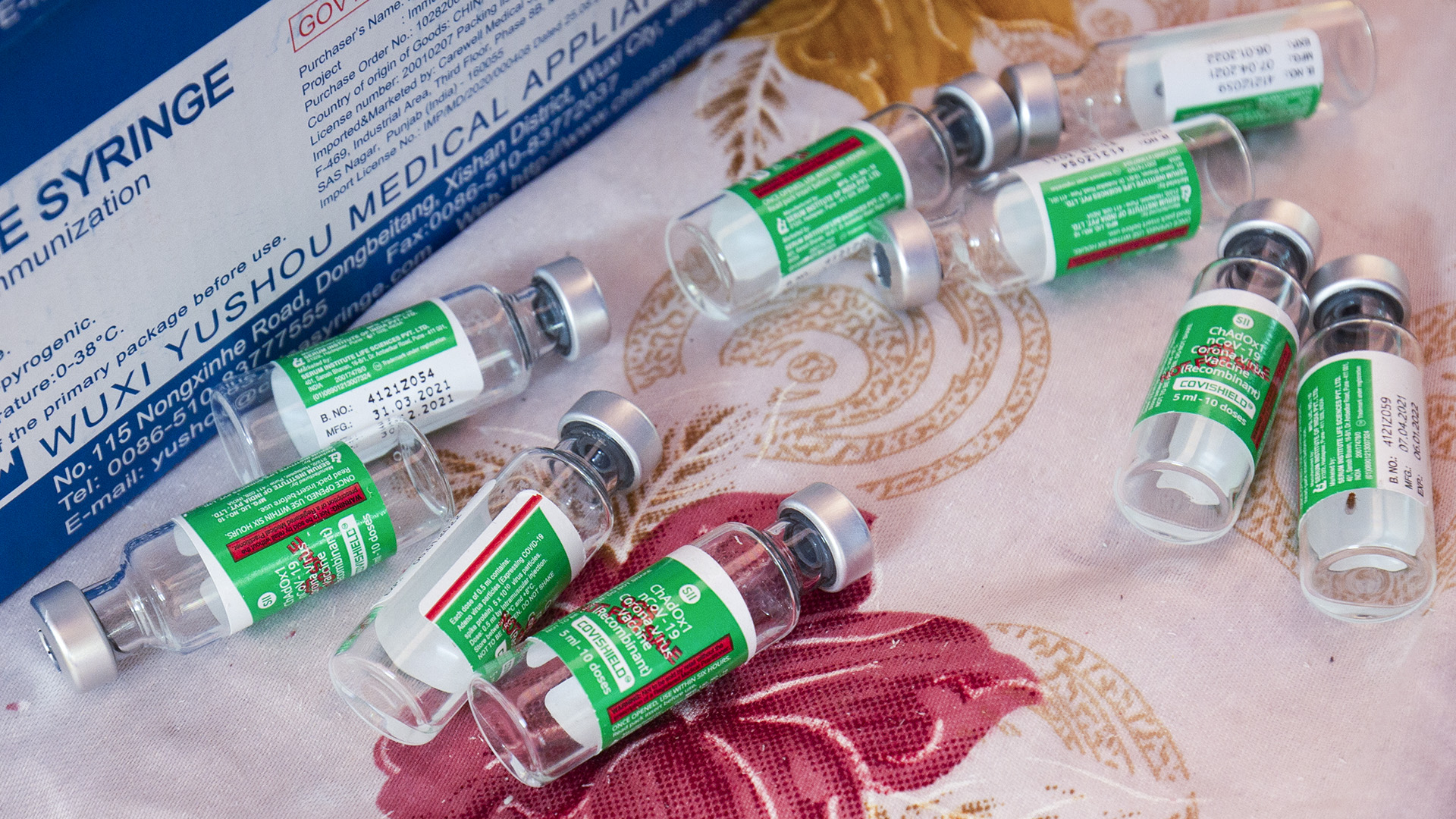 Early Results Of Mixing India's Two Main Vaccines Promise Significantly Better Results: Study