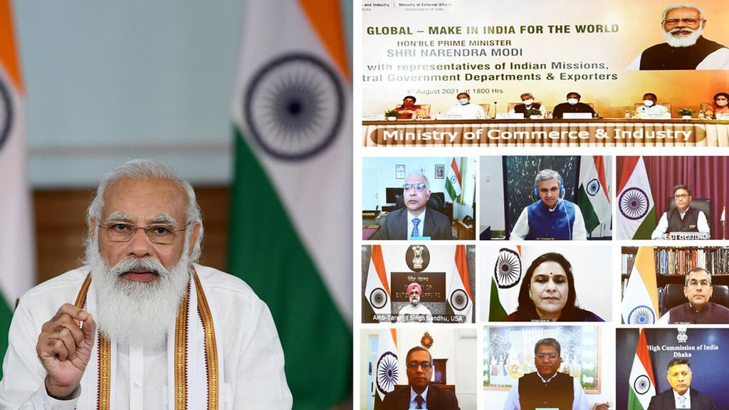 New Possibilities Are Emerging For Expanding Country's Exports: Indian Prime Minister