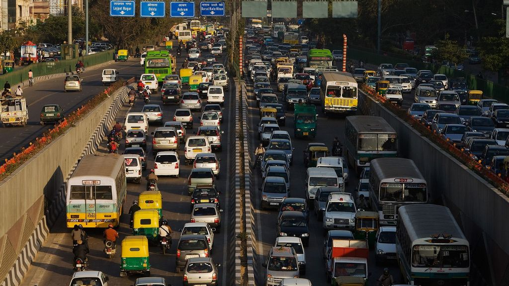Auto Registrations Jump 34 Percent As Indian Economy Opens Up