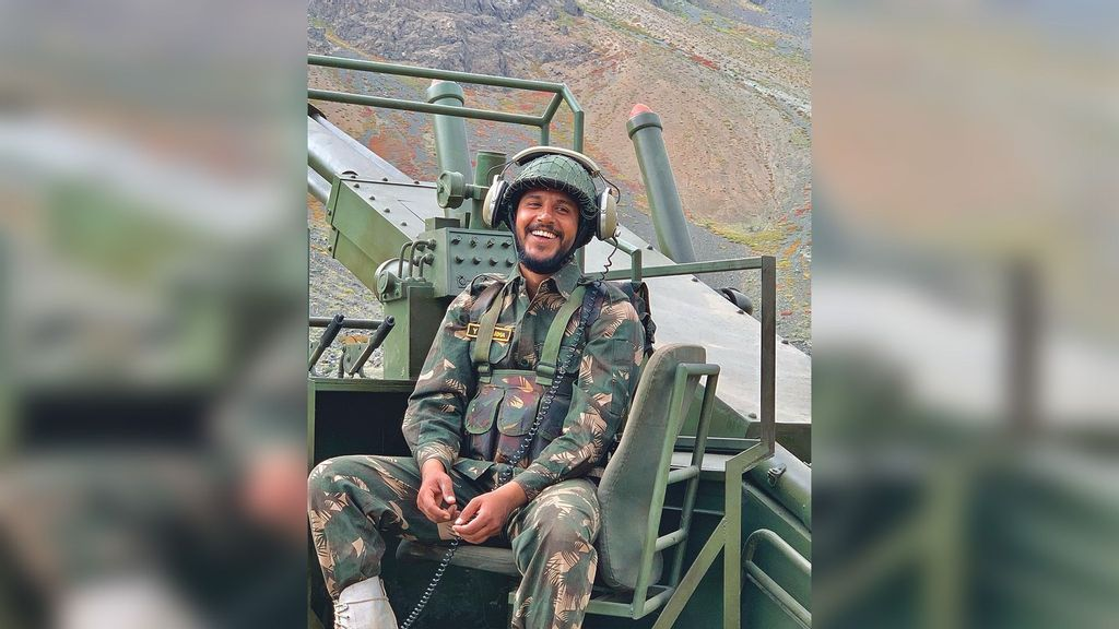 Trained To Carry Out Military Operations At Eerie 12,000 Feet Altitude: Indian Actor