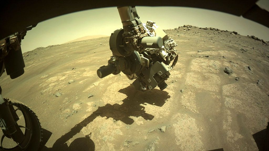 Rover And Out: NASA's Mars Rolling Lab Fails To Collect Rock Samples
