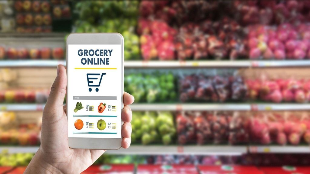 Online Grocery Shopping Gets An In-Store Feel