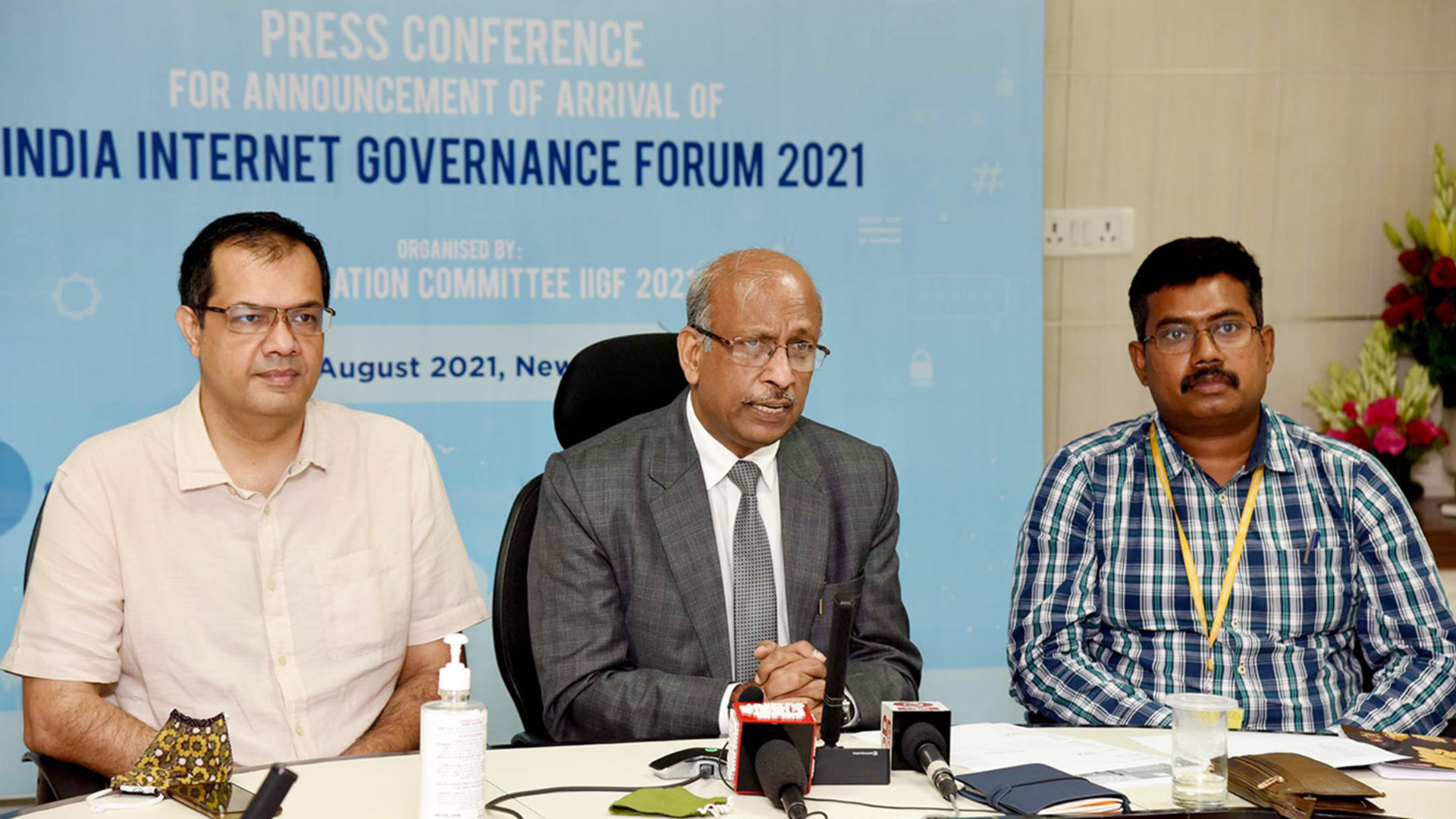 India Will Host Its First Internet Governance Forum In October