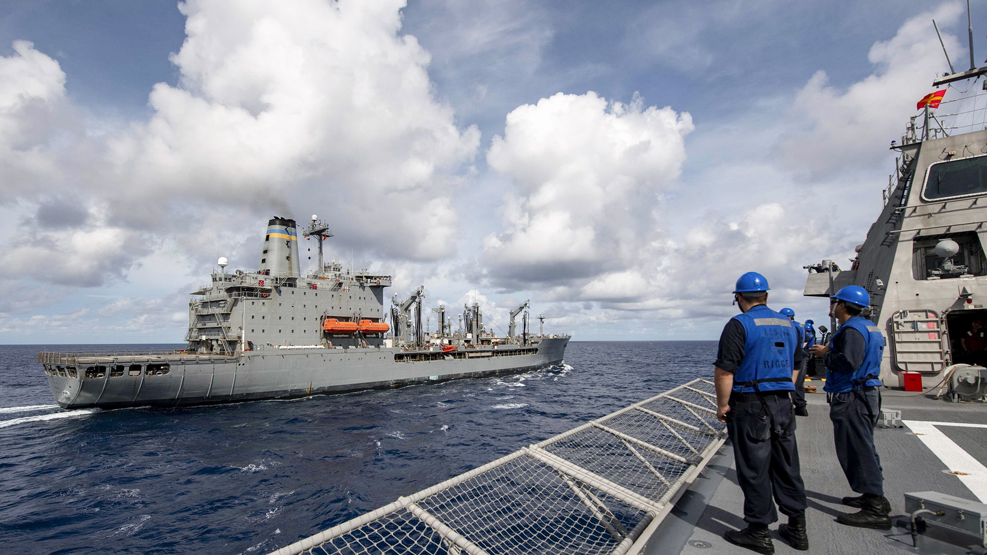 US Itself Is The Biggest Threat To Peace, Stability In South China Sea: China