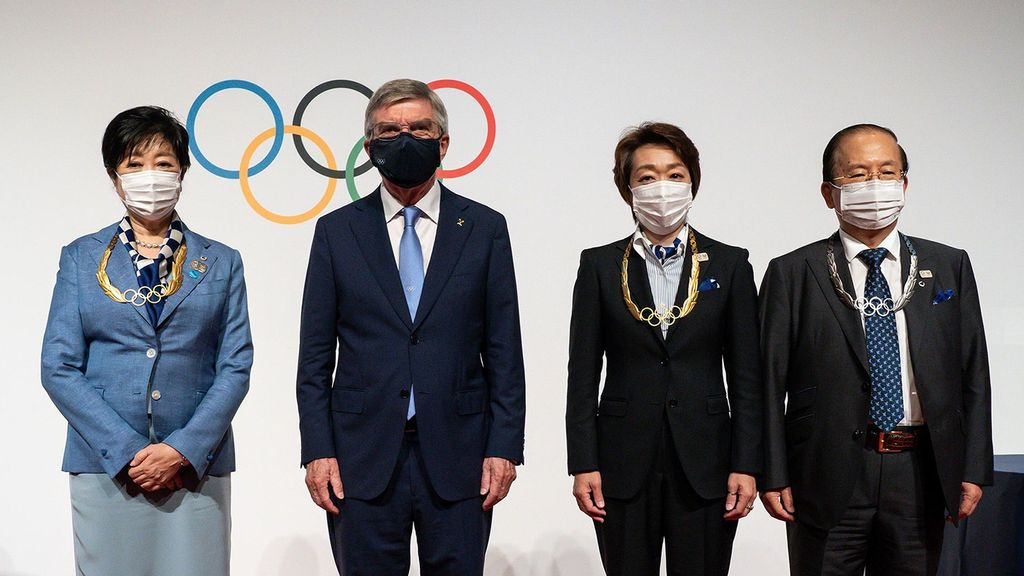 You Made History Without Blueprint: Olympics Committee President Thanks Organizers