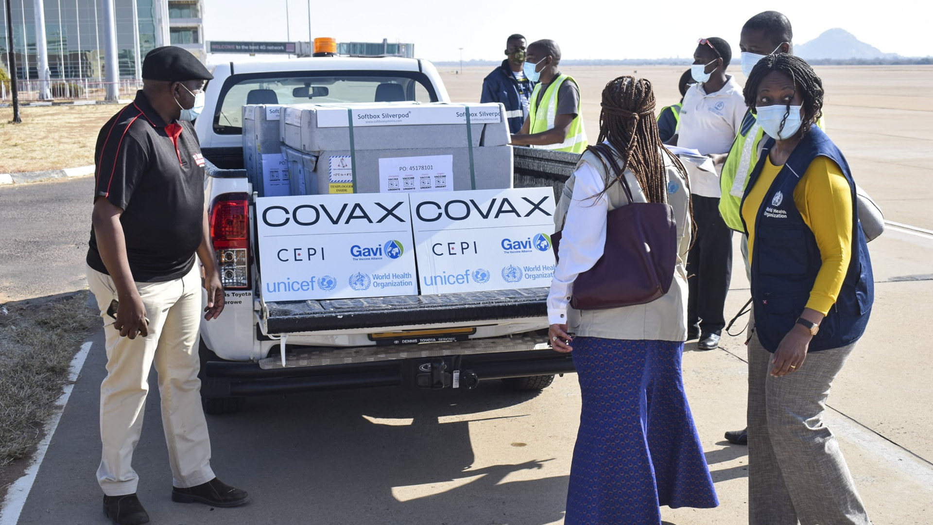 Botswanan President Terms Covid-19 Covax Facility A 'Scam'