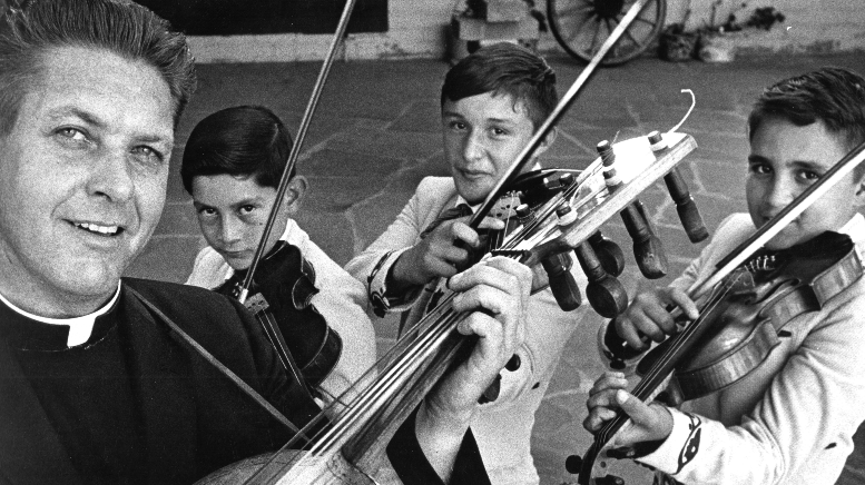Filmmakers Raise Funds For Doc About Trailblazing Youth Mariachi Band And Its Dark Past
