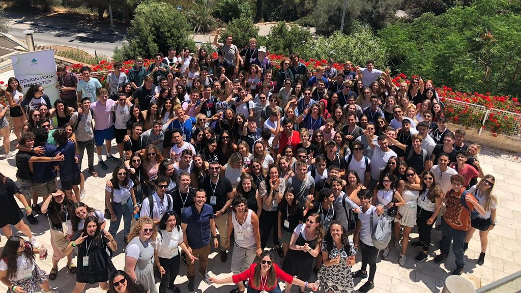 Young Jews Visiting Israel Learn How To Deal With Increasing Global Anti-Semitism