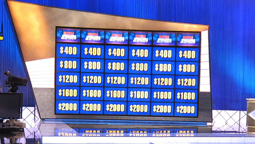 Smarter News Quiz: Soccer, Subway and Jeopardy!