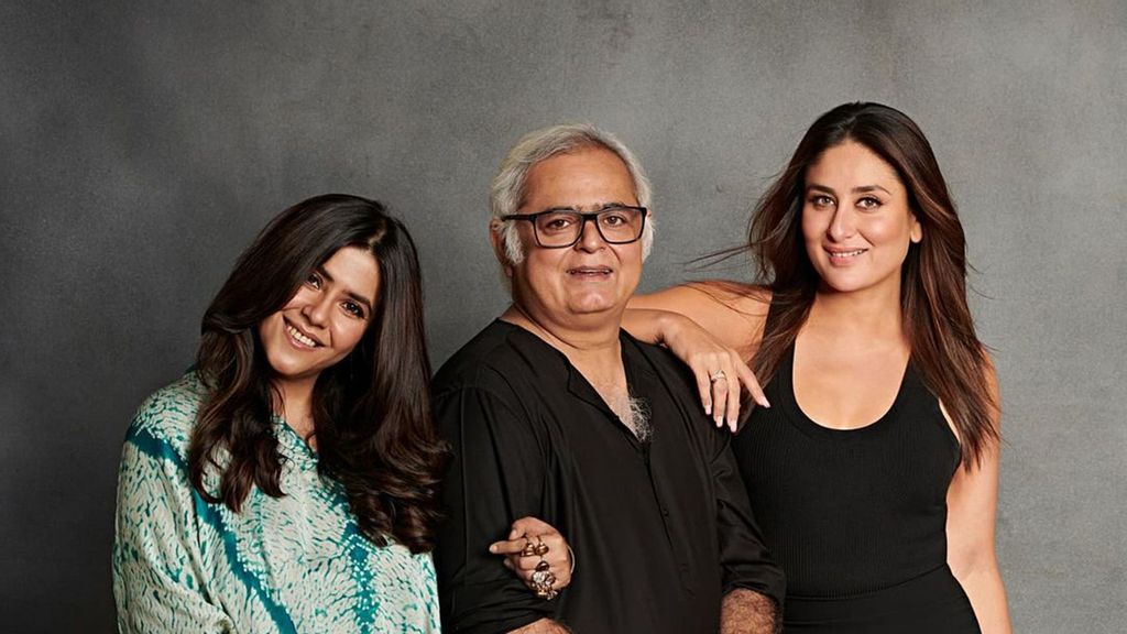 Kareena Kapoor Khan Turns Producer With Hansal Mehta's Film
