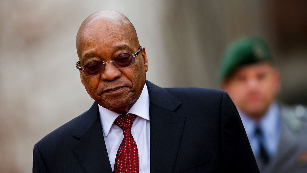 Ex-South African President Jacob Zuma's Corruption Case Postponed To September