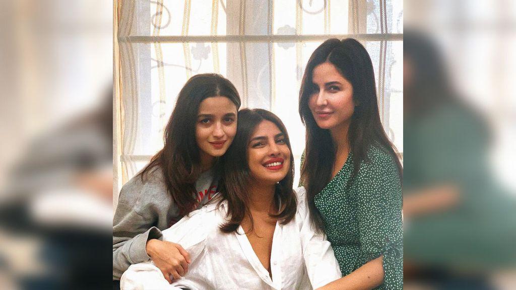 "Priyanka Chopra Reveals How ""Impulsive Phone Call"" With Alia, Katrina Led To Film ""Jee Le Zaraa"""