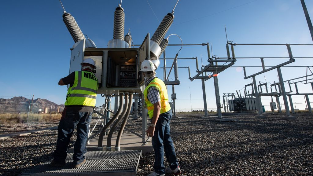 'Once-in-a-generation' Infrastructure Bill To Boost Renewable Energy With Modernized Grid