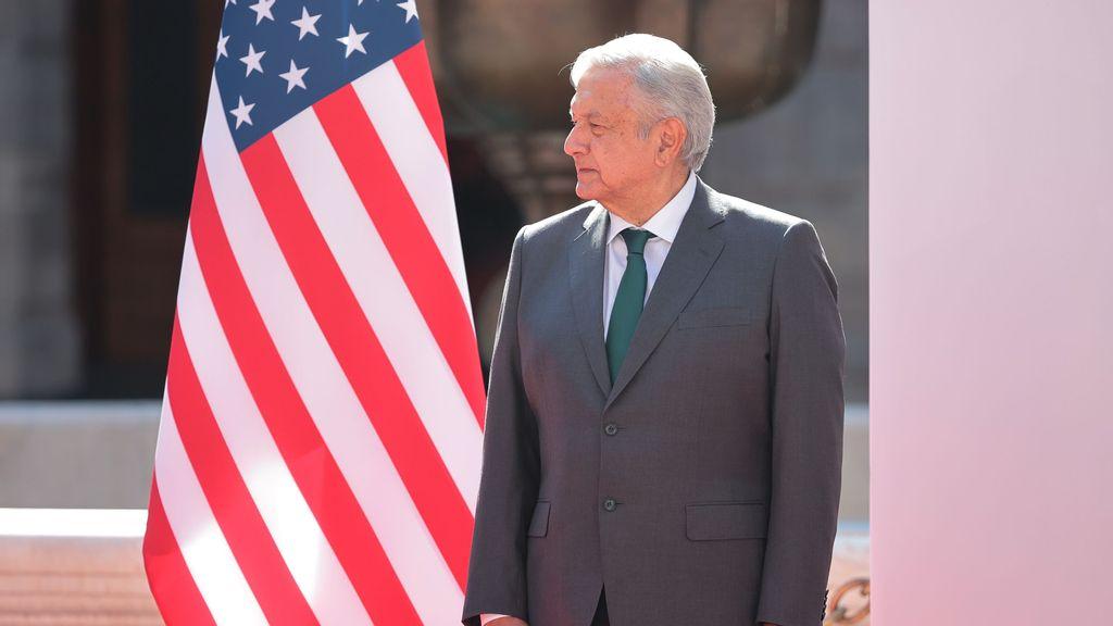 AMLO invita a Biden para que visite México a finales de septiembre