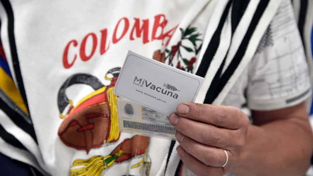 Latin Americans Travel To The U.S. To Get Vaccines Where There Are Plenty