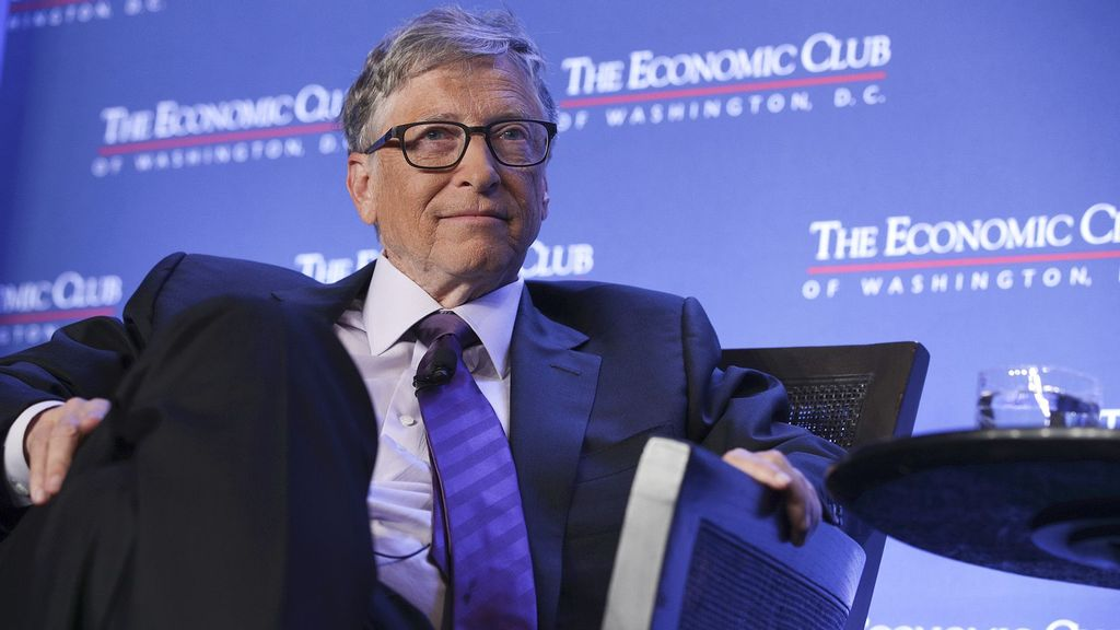Bill Gates Pledges $1.5 Billion For Joint Climate Projects With United States