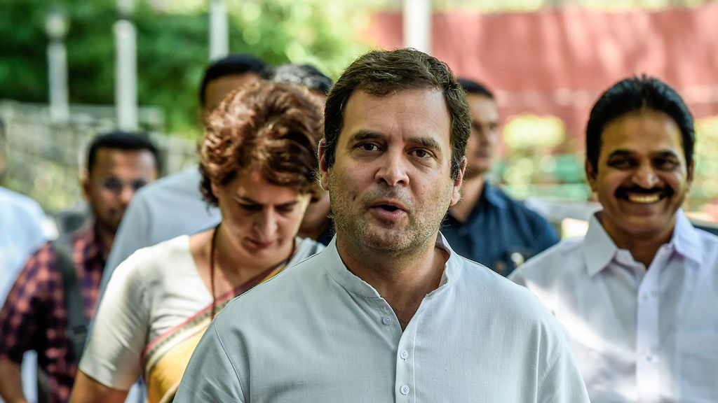 India's Top Opposition Party Says It Will Shun Twitter
