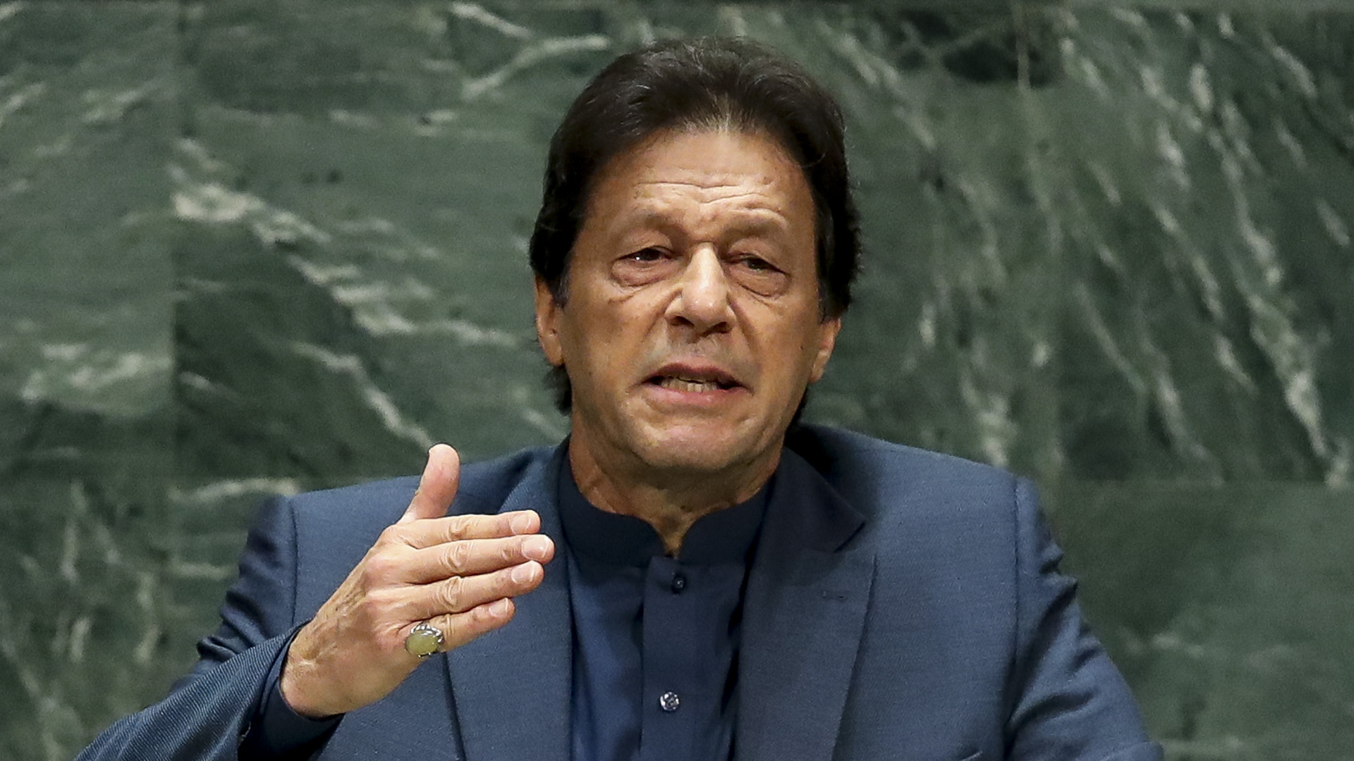US Prefers India, Uses Pakistan For Settling Afghan Crisis: Pakistan Prime Minister