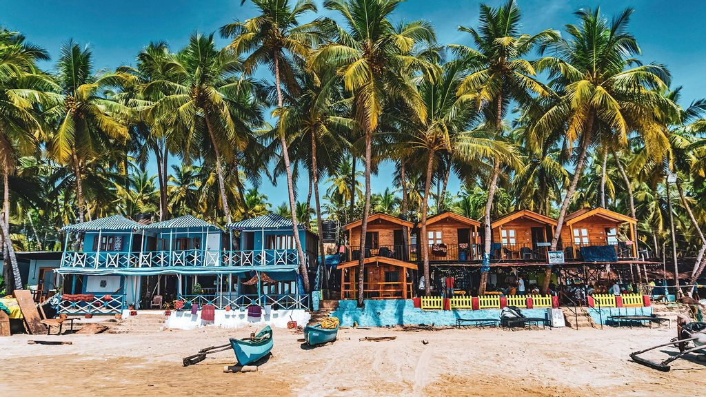 Tourism Sector In Goa Continues To Suffer Due To Covid-19 Pandemic