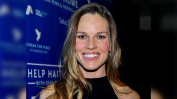 Hollywood actor Hilary Swank has settled her lawsuit against SAG-AFTRA Health Plan after being denied health coverage for treatment of ovarian cysts. (Alberto E. Rodriguez/Getty Images)