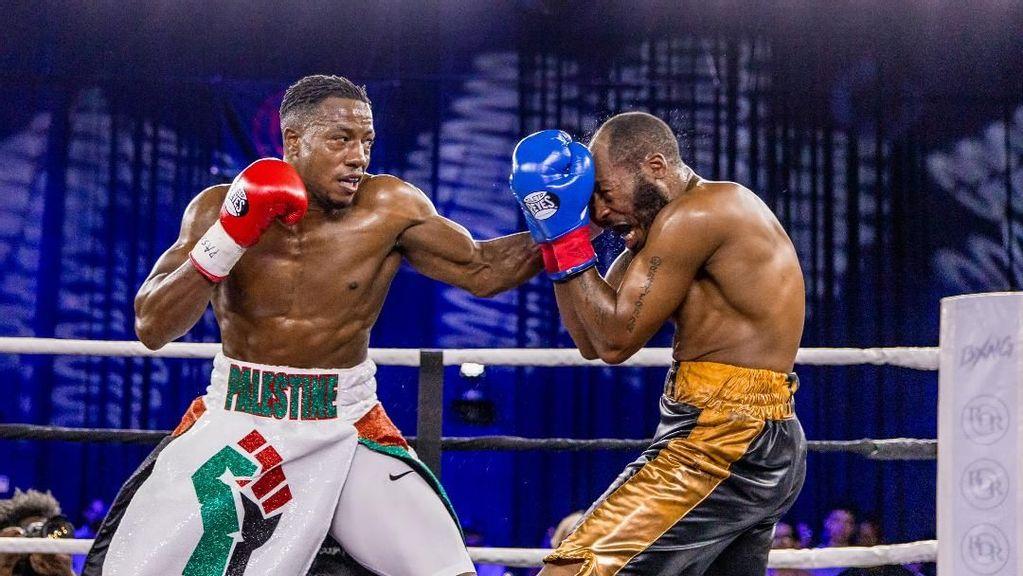 De cadenero a boxeador: Muhsin Cason quiere convertirse en el rostro de la división de peso crucero