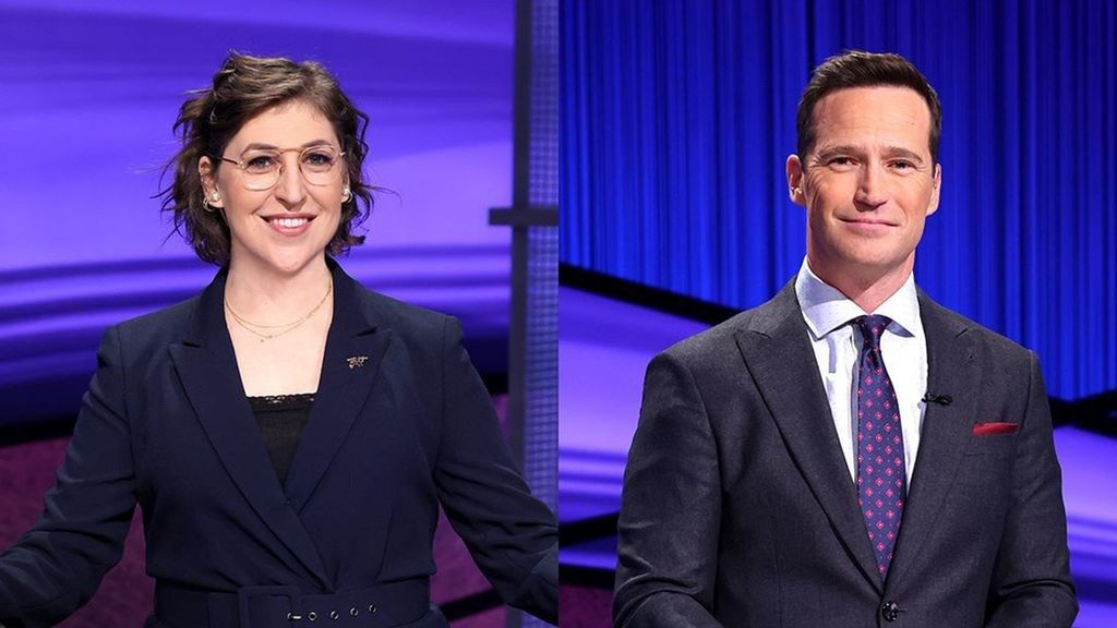 """Mike Richards, Mayim Bialik Announced As New """"Jeopardy!"""" Hosts"""