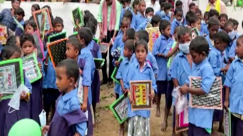 Schools Reopen In Naxal-dominated Tribal Villages In India's Chattisgarh After 16 Years Of Efforts