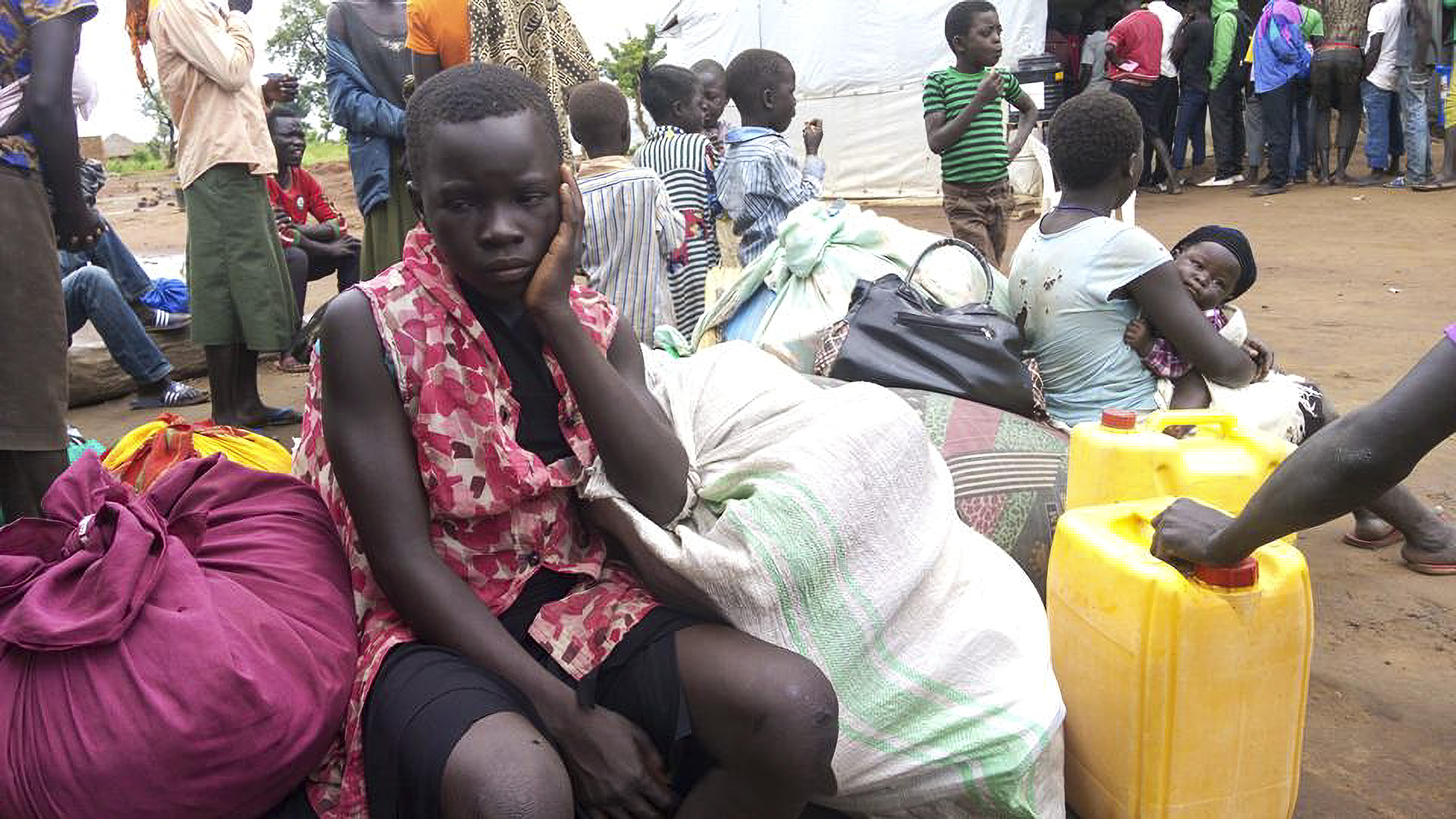 """South Sudan Cracks Down On A New Civil Rights Group That Promises To Rid Country Of """"Criminals"""""""
