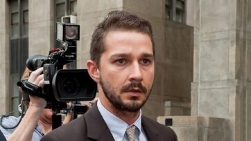 Hollywood actor Shia LaBeouf recently signed on for his next acting role amid allegations of abuse by his ex. (D Dipasupil/Getty Images)