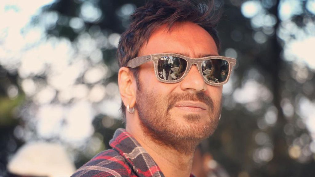 """Ajay Devgn Meets Defense Minister Rajnath Singh As """"Bhuj: The Pride Of India"""" Releases"""