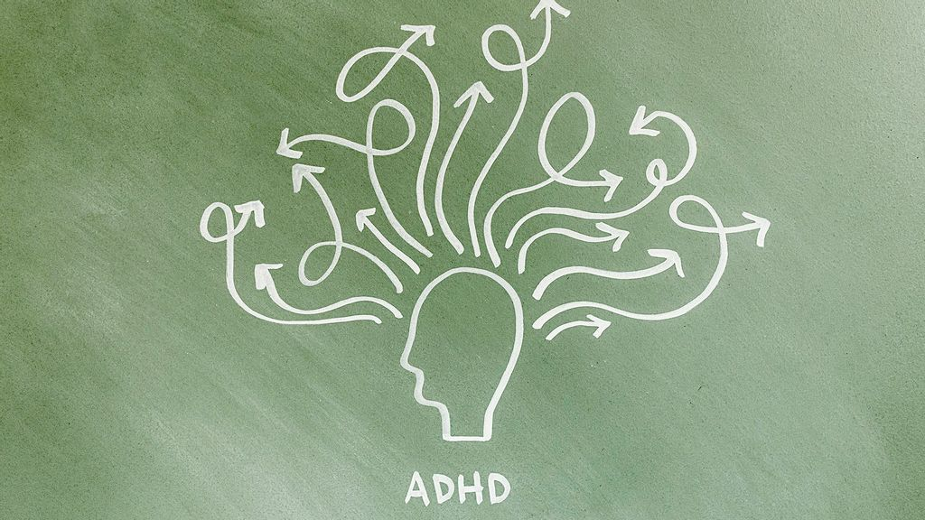 Study Suggests Only 10 Percent Of Kids With ADHD Can Outgrow It