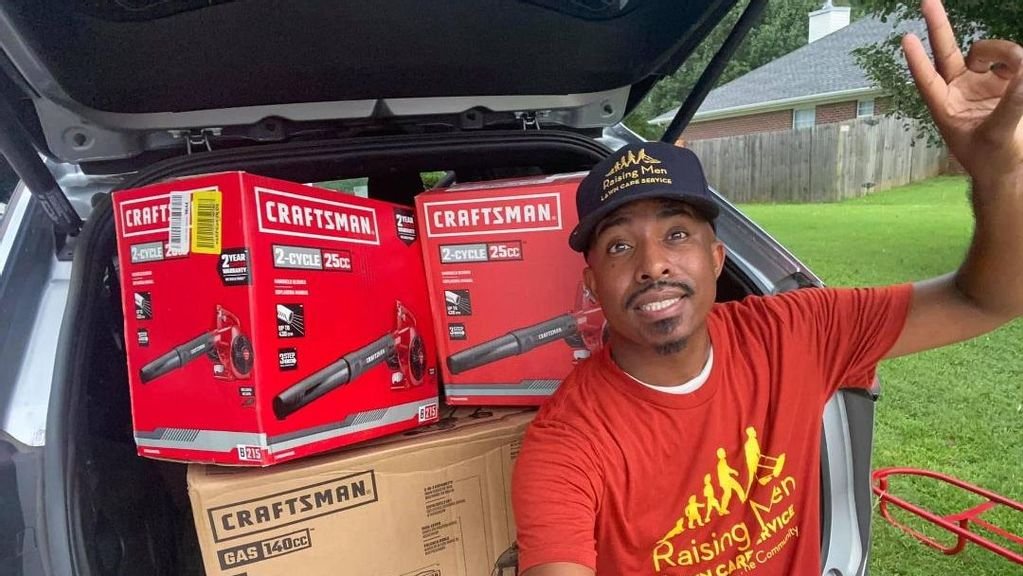'50 Yard Challenge' Inspires Kids To Provide Free Lawn Care For Those In Need