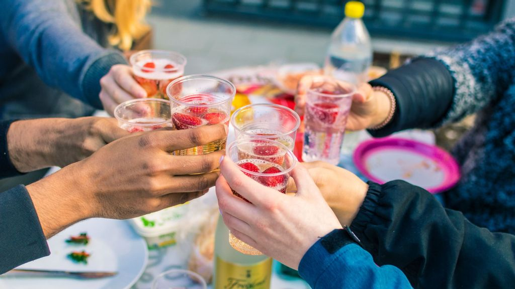 First-Year College Students' Binge-Drinking Declined Mid-Pandemic
